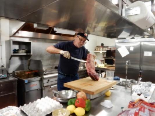 Bert-cooking