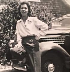 Alexandria Kalchuk Frahm circa 1940