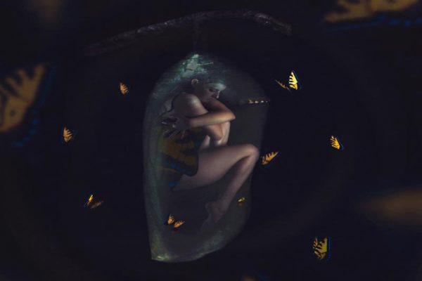 Poetry: Butterfly Wings