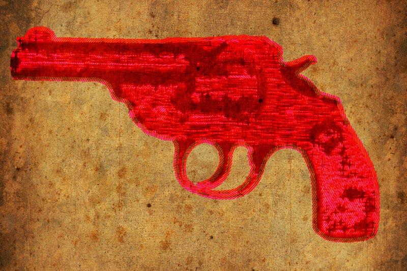 The Good Girl and the Gun Runner