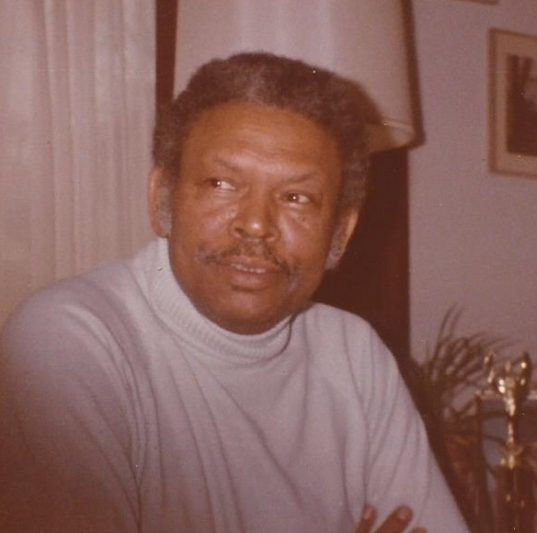 My father John DeBerry © Virginia DeBerry All Rights Reserved